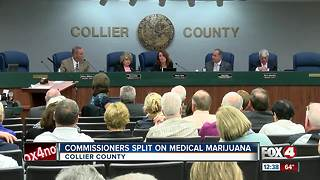 Commissioners Split on Medical Marijuana - Video