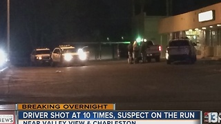 Multiple shootings in Las Vegas overnight - Video