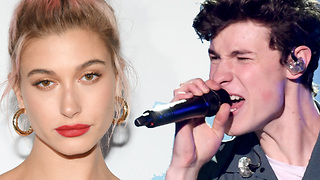 Shawn Mendes EXTREMELY Jealous Over Hailey Baldwin's Engagement To Justin Bieber! - Video