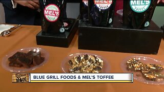 Made in Michigan: Blue Grill Foods and Mel's Toffee
