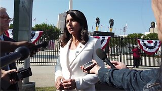 Gabbard raises $3.4 million