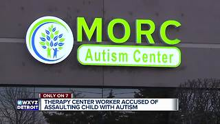 Woman working with children with autism accused of assaulting four-year-old boy - Video