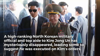 Powerful Military Figure Executed by Kim Jong Un's North Korean Death Squad - Video