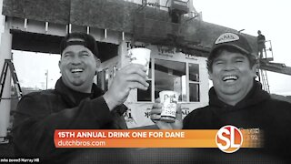 Dutch Bros: 15th Annual Drink One for Dane fundraiser event