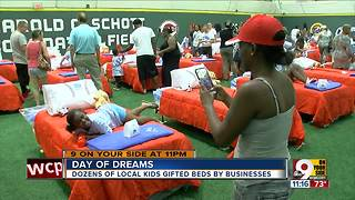 Day of Dreams provides beds for 52 children - Video