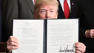 Stock Market, Business Groups React To Trump's Tariffs On China - Video