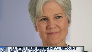 Michigan recount to get underway - Video