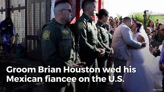 Border Patrol Tricked Into Guarding Cartel Wedding - Video