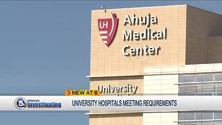 Department of Health report details University Hospitals fertility clinic issues - Video