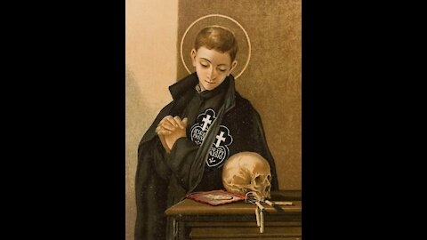 St. Gabriel of Our Lady of Sorrows (27 February) - Your Time Will Come