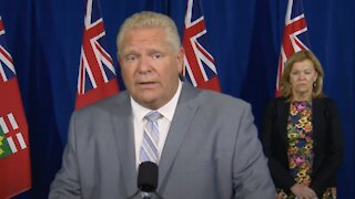 Ontario Reveals Its 6-Pillar Plan To Fight The Second Wave Of COVID-19