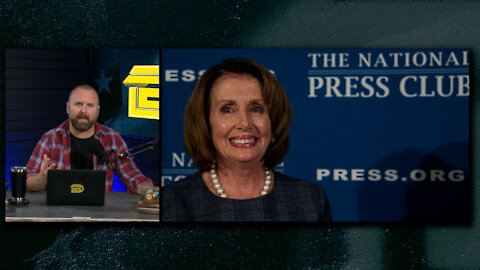 60 Minutes' Leslie Stahl Calls Out Nancy Pelosi For Holding Up COVID Relief Package for 8 Months