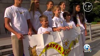 River Kidz fight for clean water in Washington, D.C. - Video