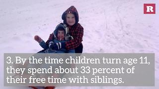 5 Facts About Siblings | Rare Life - Video