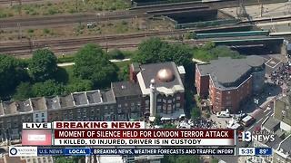 Terror attack in London Mosque - Video