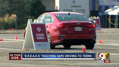 Local teens participate in B.R.A.K.E.S safe driving program