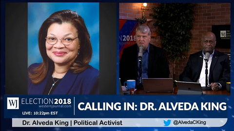 Alveda King - Support Life From The Womb To The Tomb