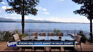 Valley County real estate market sees tremendous growth - Video