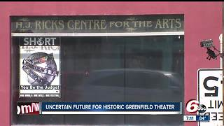 Greenfield neighbors concerned about future of H.J. Ricks Centre for the Arts - Video
