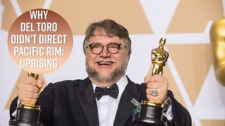 Guillermo Del Toro chose his n.1 fan to direct Uprising - Video