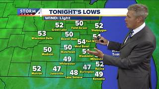 Sunny Tuesday, highs in mid-70s - Video