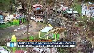 Puerto Rican students inundating Bay area schools - Video