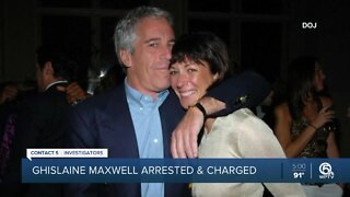 Jeffrey Epstein's confidante Ghislaine Maxwell arrested in connection with his sexual abuse crimes