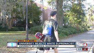 FGCU Students react to hate groups - Video