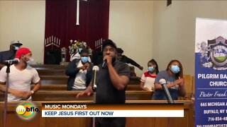 MUSIC MONDAY - KEEP JESUS FIRST