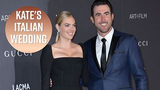 Kate Upton marries Justin Verlander in Italy - Video