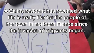 Calais France - What Is Really Happening In The Jungle