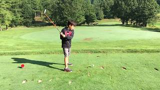 Hilarious Golfing Fail - Video