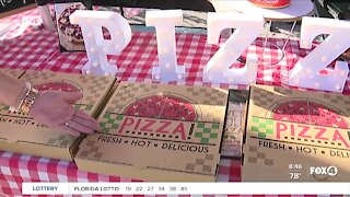 Dave's Neapolitan Pizza whips up offers a variety of fresh baked pizzas