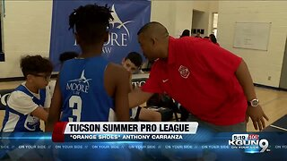 Tucson Summer Pro League in its 16th season