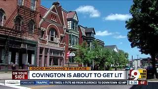 Free Wifi is coming to Covington - Video