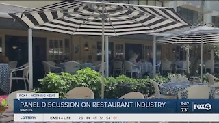 Naples restaurant panel happening Wednesday to discuss lessons learned from COVID