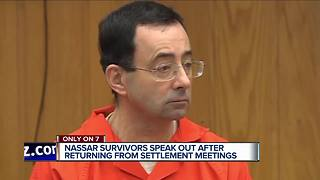 Michigan State will pay $500 million to Nassar survivors in settleme - Video