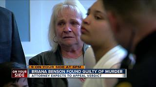 Benson found guilty in hit-skip death Downtown - Video