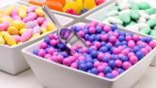 Candy Buffet Ideas - Video