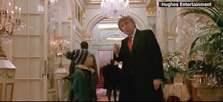 President Trump's Home Alone 2 cameo gets social media attention