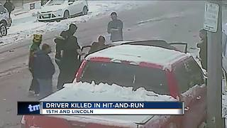 Mother killed, son hospitalized in south side hit-and-run crash - Video