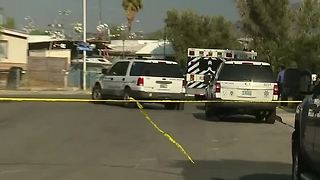North Las Vegas police investigating woman's death as homicide - Video
