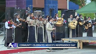 Community celebrates Mexico's Independence Day