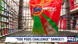 Concerns Grow As Tide Pod Eating Challenge Is Going Viral With Teens Across The Country - Video
