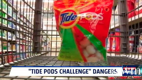 Concerns Grow As Tide Pod Eating Challenge Is Going Viral With Teens Across The Country