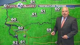 11PM SATURDAY NIGHT FIRST ALERT FORECAST - Video