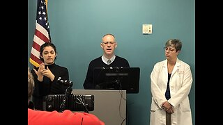 Cuyahoga County Board of Health holds briefing on COVID-19