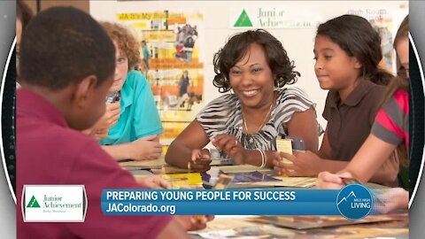 Preparing Youth For Success // Junior Achievement Colorado