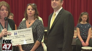 Jackson organization wins community grant - Video