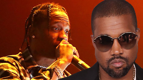Kanye West's SLAMS Travis Scott In Twitter Rant After Drake DISSES Him On 'Sicko Mode'!